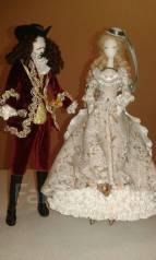 Куклы текстильные ручной работы. Под заказ