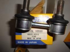 Тяга стабилизатора поперечной устойчивости. Toyota RAV4, SXA10, SXA10C, SXA10G, SXA10W, SXA11, SXA11G, SXA11W, SXA16, SXA16G Двигатели: 3SFE, 3SGE