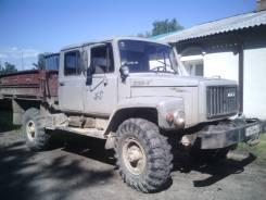ГАЗ. Продается автомобиль 33251, 2 445куб. см., 4 500кг., 4x4