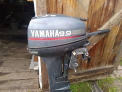 Yamaha. 9,90л.с., 2х тактный, бензин, нога L (508 мм), Год: 1997 год