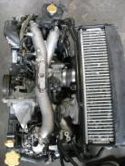 Двигатель в сборе. Subaru Impreza WRX, GH Subaru Forester, SG9, SH9, SG9L, SH9L, GH Двигатель EJ255