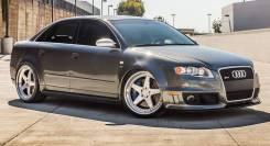Чип-тюнинг Audi RS4 B7 8E