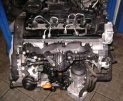 Двигатель 2.0D CAHA на Audi