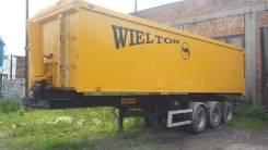 Wielton. Продается самосвальный полуприцеп, 40 000 кг.