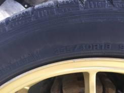 Dunlop DSX-2. Всесезонные, износ: 20%, 4 шт