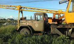 ЗИЛ 131. Автокран, 2 500 куб. см., 3 500 кг., 5 м.