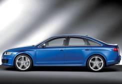 Чип-тюнинг Audi RS6 C6 4F