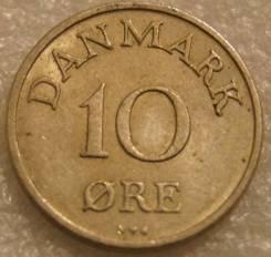 10 оре 1955 Дания