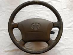 Руль. Toyota: Land Cruiser, Celsior, Land Cruiser Prado, Progres, Land Cruiser Cygnus Lexus LX450, FJZ80 Lexus LS400, UCF20 Lexus LX470, UZJ100 Lexus...