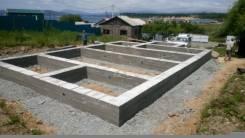 Фундаменты, подготовка уч-ка под строительство.