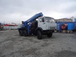 Камаз. Продам автобуровую, 10 850 куб. см., 3 000 кг.