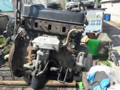 Двигатель в сборе. Mitsubishi Canter Двигатель 4DR7