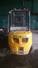 Hyundai 30D-7E. Погрузчик вилочный