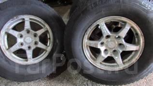 Комплект колес б/п по РФ. 7.0x16 6x139.70 ET46