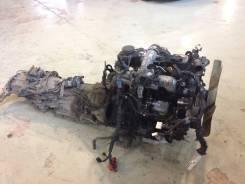 Двигатель в сборе. Nissan Terrano Regulus, JRR50 Двигатель QD32ETI