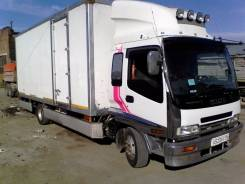 Isuzu Forward. Продам Исузу Форвард РЕФ. 2002г., 7 800 куб. см., 5 000 кг.