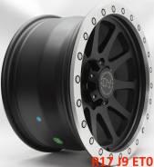 Black Rhino. 9.0x17, 6x139.70, ET0, ЦО 110,1мм.