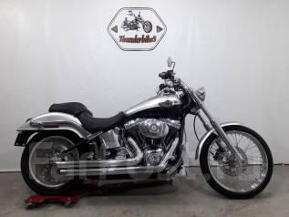 Harley-Davidson Softail Deuce FXSTDI. 1 450 куб. см., исправен, птс, без пробега