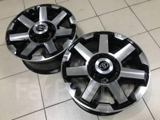 Toyota. 7.5x17, 6x139.70, ET15, ЦО 106,2мм.