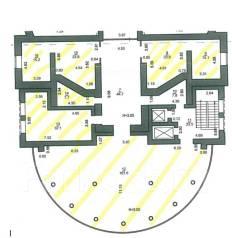 Офисы 32 кв. м, 37 кв. м, 160 кв. м на 5 этаж Гоголя Красная линия. 160 кв.м., улица Гоголя 39, р-н Центральный