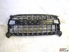 Решетка бамперная. Peugeot 3008
