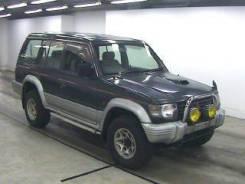 Mitsubishi Pajero. V46WG, 4M40