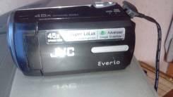 JVC Everio GZ-MS215. без объектива
