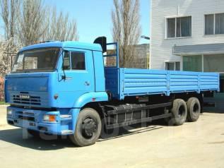 Камаз 65117. Бортовой -010, 280 куб. см., 14 000 кг.