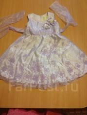 Платья. Рост: 68-74, 74-80 см