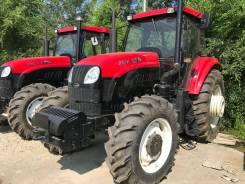 YTO. Трактор X1304, 7 700 куб. см.