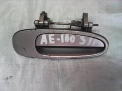 Ручка двери внешняя. Toyota RAV4, BEA11 Toyota Sprinter, AE100, AE102, AE101, AE104, EE101, CE104, CE100 Toyota Corolla, CE101, CE107, AE104, CE105, A...