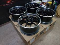 Advan Racing RS-D. 9.0/9.5x19, 5x120.00, ET22/35, ЦО 72,6 мм.