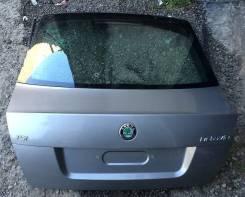 Дверь багажника. Skoda Octavia