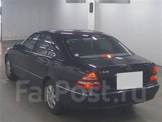 Mercedes-Benz. 220