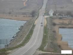 Продам участок в Крыму на берегу. Первая линия. 150 м от трасссы. 20 000 кв.м., собственность, от частного лица (собственник)