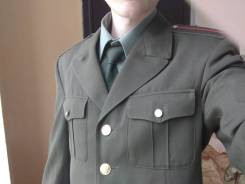 Серая офицерская парадная форма. 48, 50. Под заказ