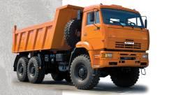 Камаз 65222. Самосвал -1010, 360 куб. см., 19 000 кг.