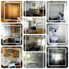 2-комнатная, улица Юности 18. Индустриальный, частное лицо, 46 кв.м.