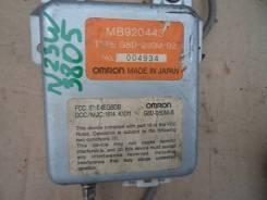 Блок управления двс. Mitsubishi RVR, N28W, N23WG, N21WG, N21W, N11W, N23W, N13W, N28WG Двигатель 4G63