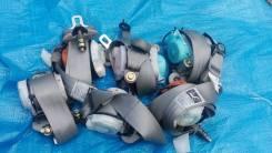 Ремень безопасности. Nissan Elgrand, ATE50, APE50, AVWE50, AVE50, ALE50, ALWE50, APWE50, ATWE50