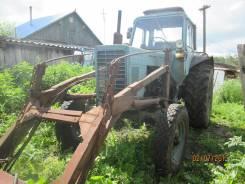МТЗ 80. Трактор МТЗ-80 1993 . телега 6 т., 2 400 куб. см.
