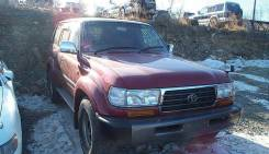 Toyota Land Cruiser. 80