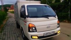 Hyundai Porter II. Продам грузовой-фургон, 2 500 куб. см., 1 000 кг.