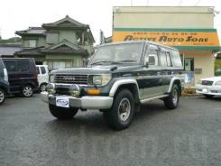 Кузов в сборе. Toyota Land Cruiser Prado, KZJ78W