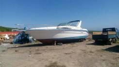 Searay Sundancer. Год: 1990 год, длина 12,00м., двигатель стационарный, 430,00л.с., дизель