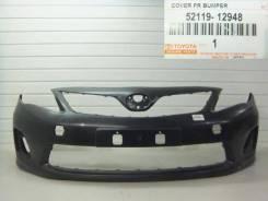 Бампер Toyota Corolla 07-10 передий