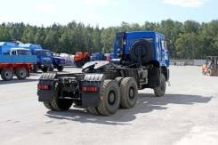 Камаз 65225. Тягач -022-63, 400 куб. см., 22 000 кг.