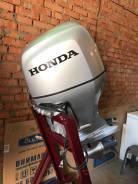 Honda. 100,00л.с., 4х тактный, бензин, нога L (508 мм), Год: 2016 год