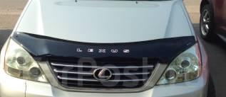 Дефлектор капота. Lexus GX470