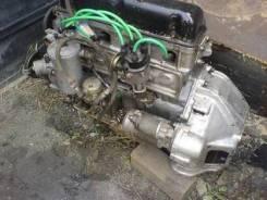 Двигатель в сборе. ГАЗ 3110 Волга ГАЗ ГАЗель